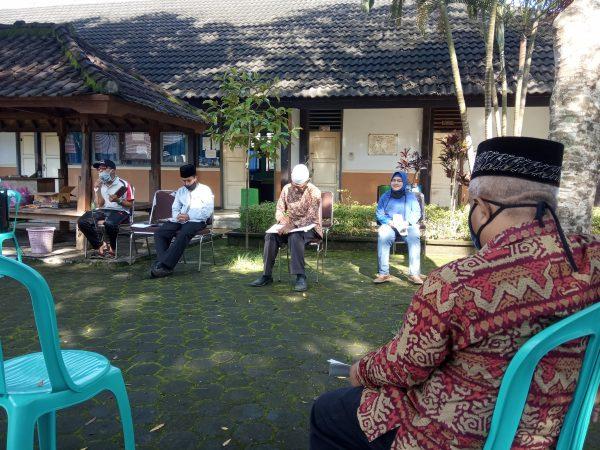 Rapat Persiapan Penilaian Akhir Semester Genap TP. 2019/2020