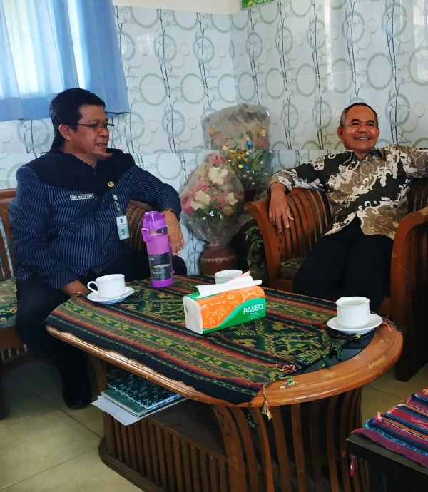 Rapat Tindak Lanjut Kunjungan Kepala Dinas Pendidikan dan Kebudayaan Provinsi NTB