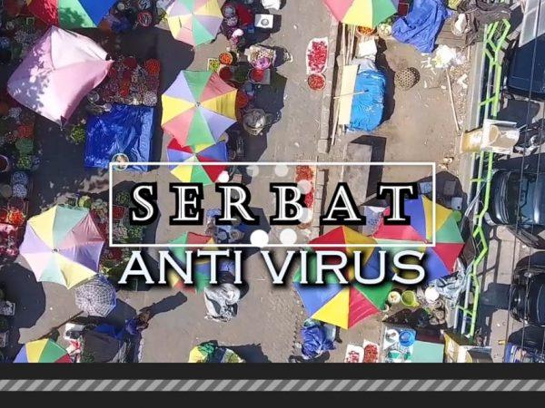 """Kreatifitas Dikbud NTB Tanpa Batas """"SERBAT ANTI VIRUS"""""""