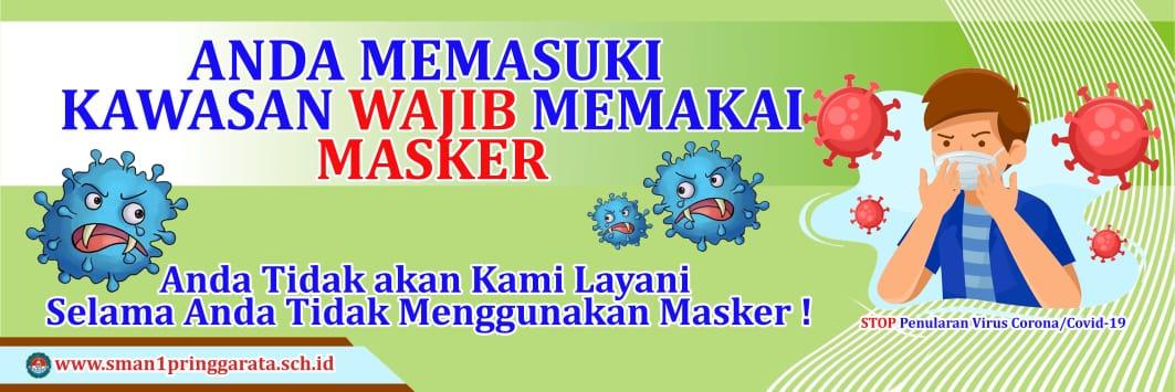 Wajib Masker