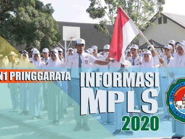 Nilai Post Test MPLS 2020