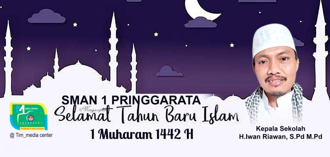 1 Muharram 1442 H