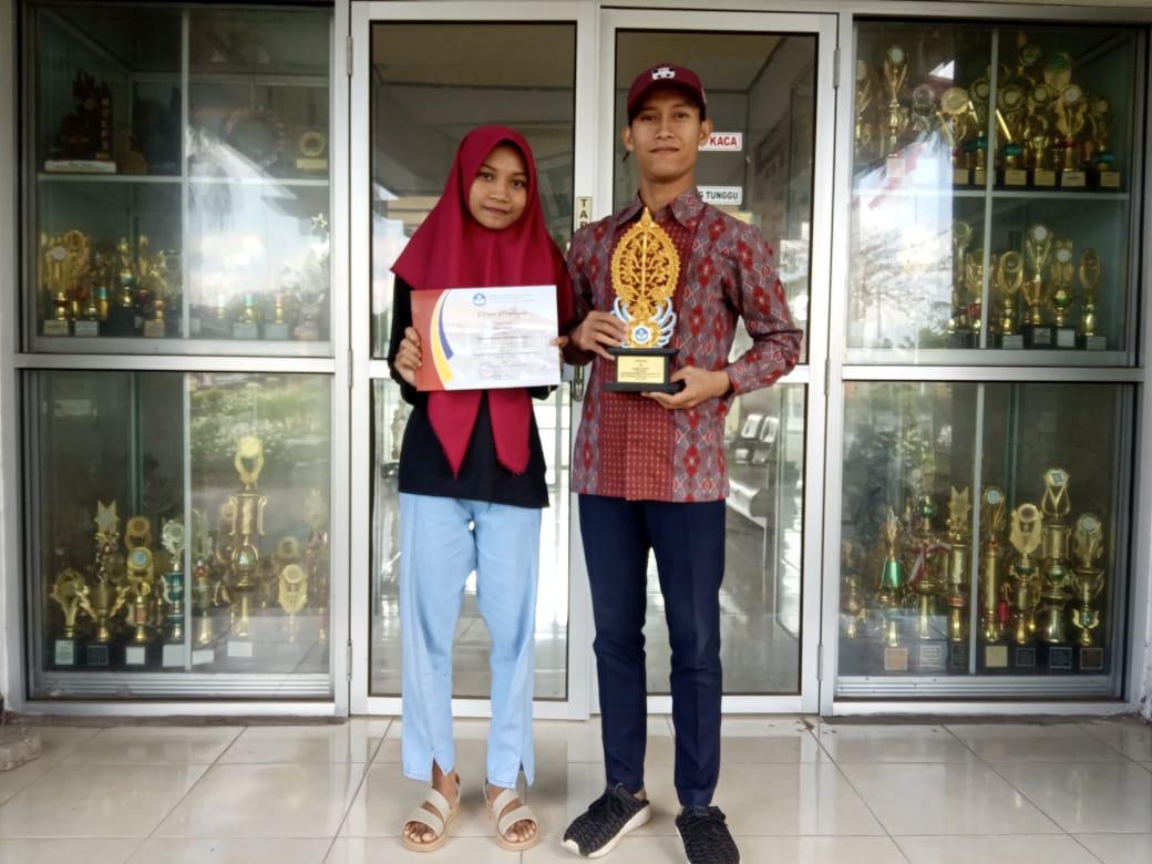 Juara Harapan III Lomba Poster Tingkat Provinsi Bali, NTB, dan NTT