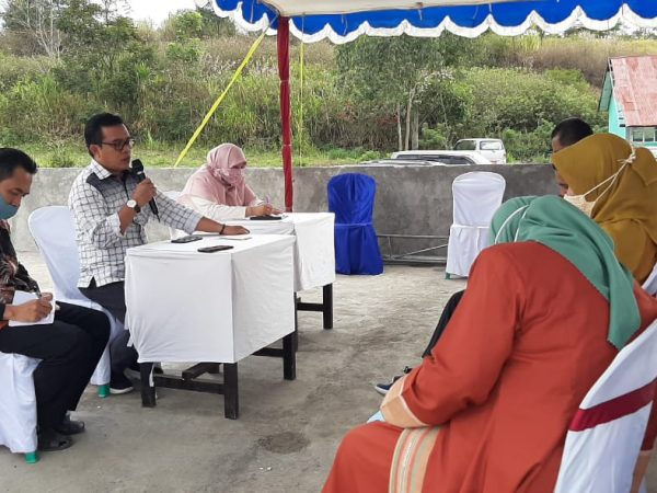 Pojok Ekspresi Hiasi Rakerdis Dikbud NTB di Sembalun