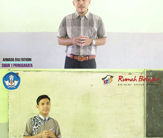 Dua Guru SMAN 1 Pringgarata Lulus Level 4 PembaTIK 2020