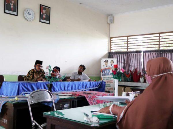 Persiapan Layanan Belajar Tatap Muka Terbatas di Tengah Pandemi Covid-19