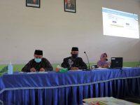 Menghadapi AN dan Pembelajaran Semester Genap TA. 2020/2021, SMAN 1 Pringgarata Gelar Rapat Pemantapan