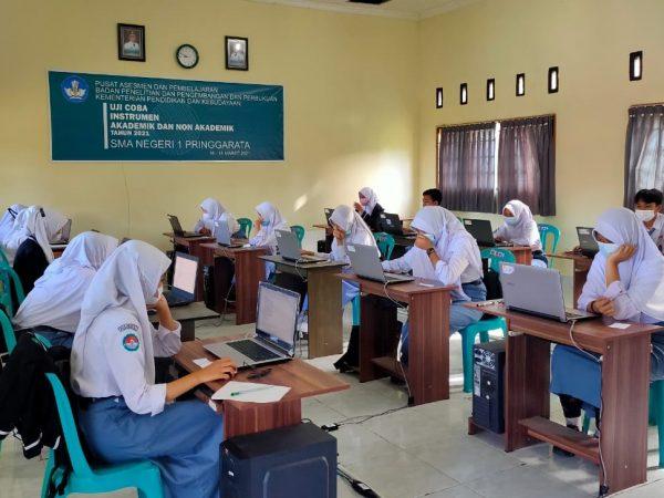 Memaksimalkan Kesempatan dalam Uji Coba Instrumen Akademik Asesmen Nasional