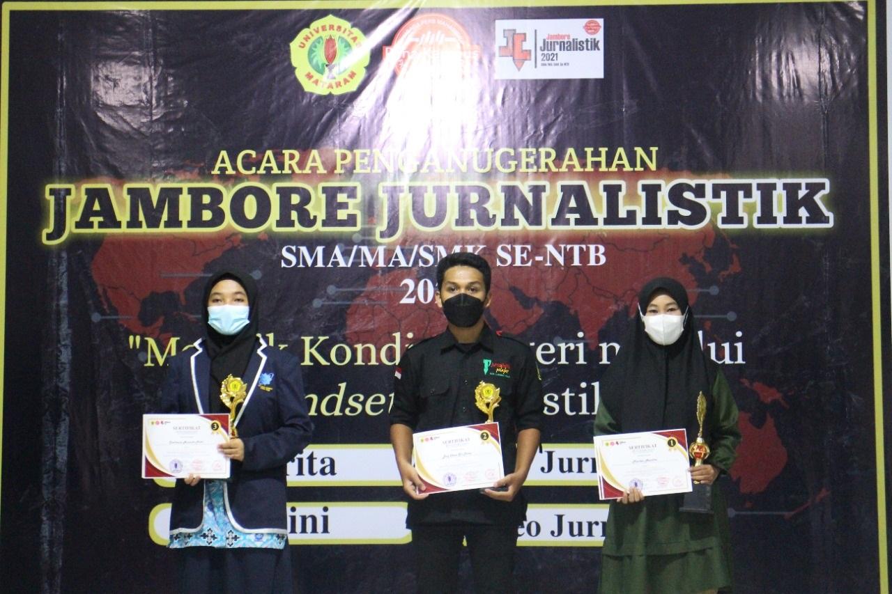 Juara Jurnalistik 2021