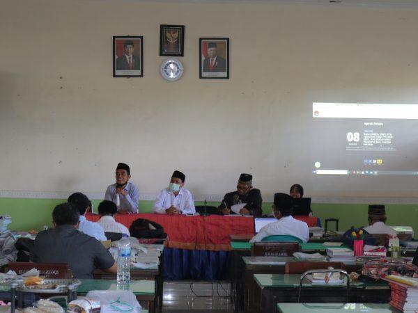 Rapat ANBK, PTS Ganjil, DWP, dan Komite Sekolah